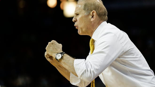 John Beilein has the Wolverines in the Sweet 16 for the second straight season.