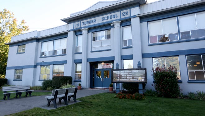 Turner Elementary School, one in the Cascade School District that won't be participating in a statewide reading program because of a controversial title.