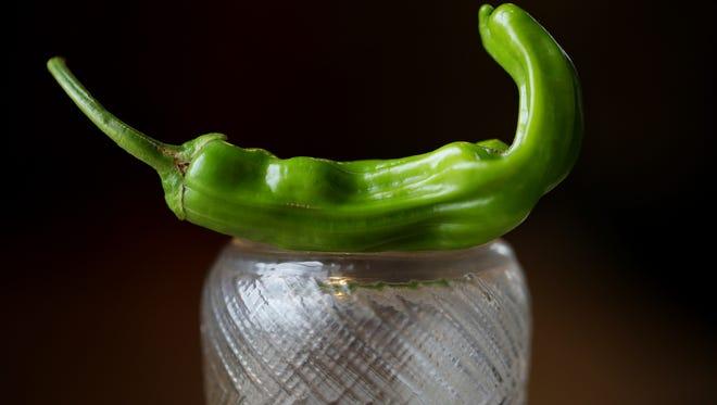 Shishito pepper.