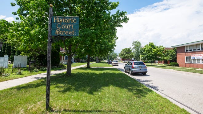 The Port Huron planning commission held a public hearing Aug. 7 for a proposed rezoning of an area bordered by Seventh, Tenth, Griswold and Wall streets. Neighbors said they were hoping to stabilize the historically designated area by being zoned just for single-family housing.