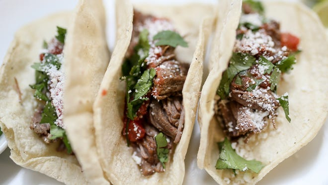 More than 15 metro Detroit taquerias will be showcasing their creations Sunday.