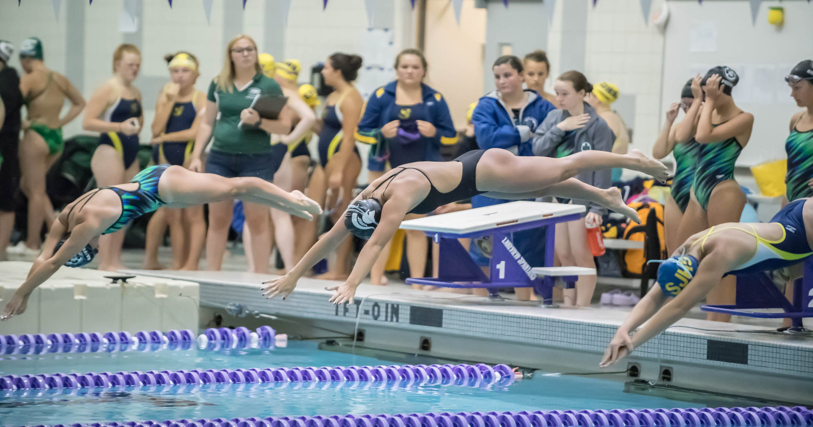 Girls Swimming Jumps Back In The Pool For 2018 Season