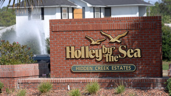 The flood-prone Holley by the Sea neighborhood in Navarre could be getting some relief in the coming years, as Santa Rosa County works to correct drainage issues in the low-lying community of more than 10,000 homes and businesses.