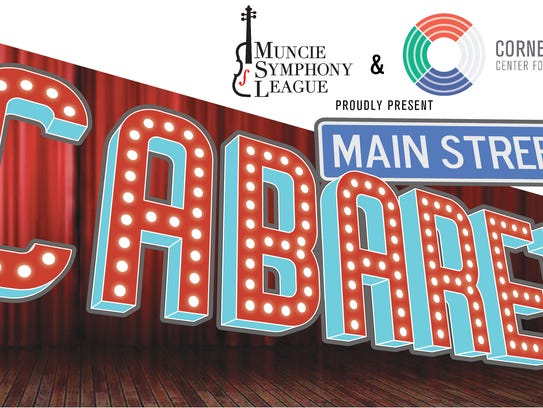 Main Street Cabaret supporting MSO and Cornerstone