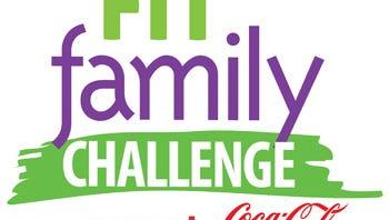WNC Parent Fit Family Challenge Logo