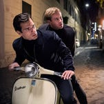 """Armie Hammer and Henry Cavill star in """"The Man from U.N.C.L.E."""""""