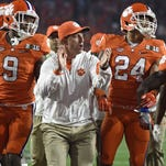 Clemson coach Dabo Swinney is expected to sign another Top 20 recruiting class on Wednesday.