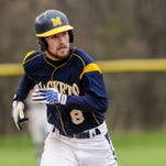 Port Huron Northern's Brett Manis rounds third and runs home during a baseball game Thursday, May 19, 2016 at Port Huron Northern High School.