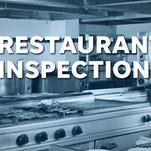 Adams County restaurant inspections: 'Heavily soiled with encrusted grease'