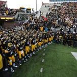 The Iowa athletic department is offering reduced rates for student football tickets in 2015.