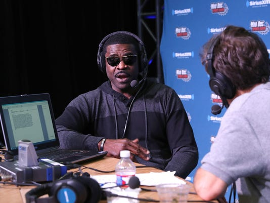 SiriusXM Radio Row - Day 1