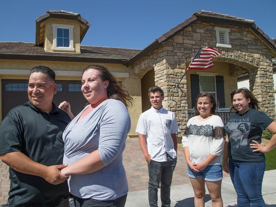 Jason and Jessica Duncan had lost a home to foreclosure