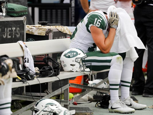 USP NFL: NEW YORK JETS AT TAMPA BAY BUCCANEERS S FBN TB NYJ USA FL