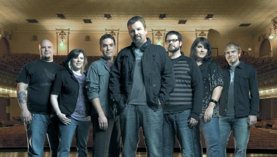 Casting Crowns will perform March 9 at Bon Secours