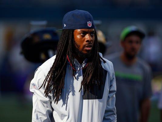 USP NFL: PRESEASON-MINNESOTA VIKINGS AT SEATTLE SE S FBN USA WA