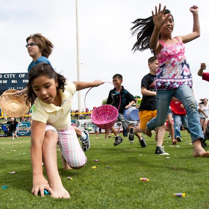 2018 Easter egg hunts and events around Phoenix