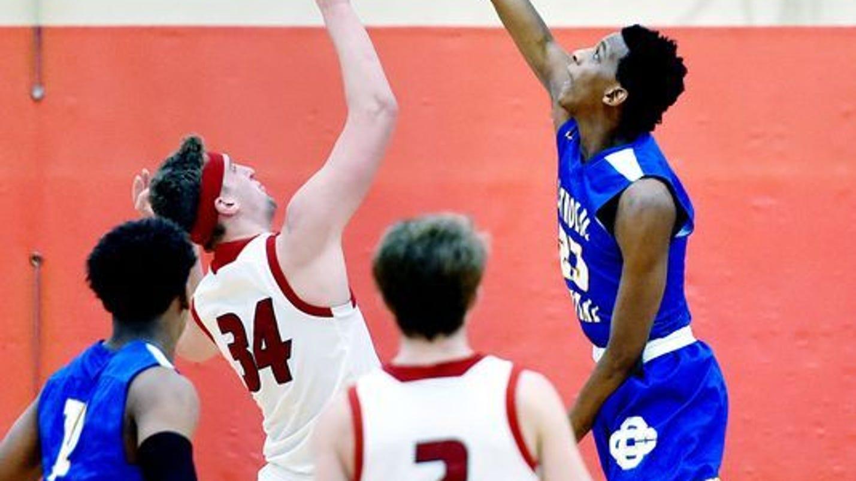 Michigan high school basketball top-5 plays from regional semis