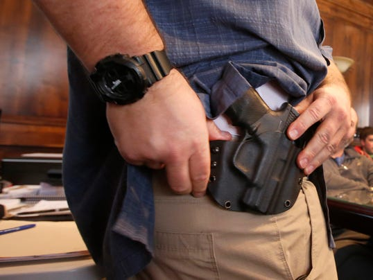 Concealed-carry permit