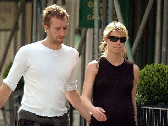 Gwyneth and Chris