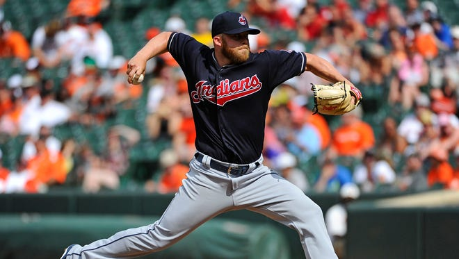 Cody Anderson will undergo reconstructive elbow surgery and miss the 2017 season.