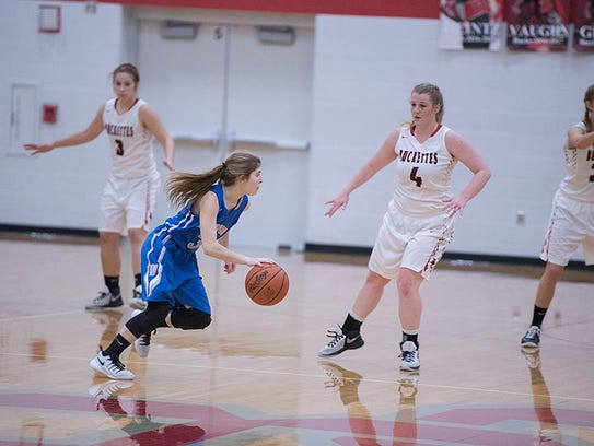 Rylee Alspach and the Lady Royals have the toughest opening weekend among the area teams.