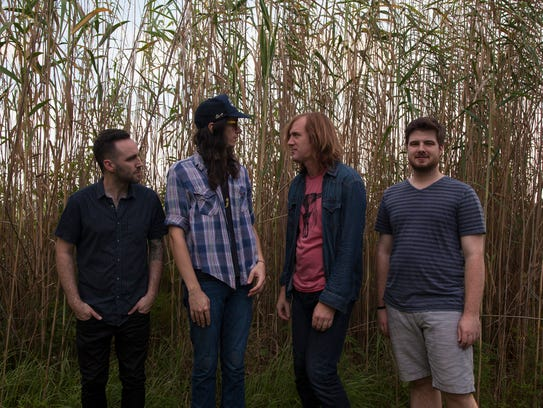 Bunch is headed to the Grey Eagle with local indie-rock