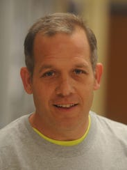 Chris Monheim, Chambersburg girls track coach