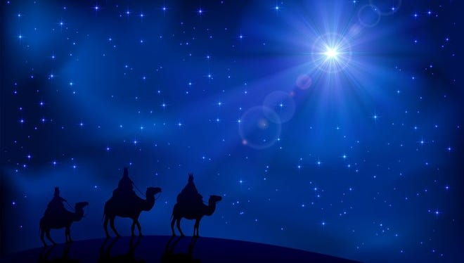 "The ""Christmas Star"" is  set to appear in the night sky Dec. 21, 2020."