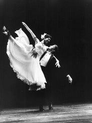 Author Shelley Noble also had a long career as a dancer,