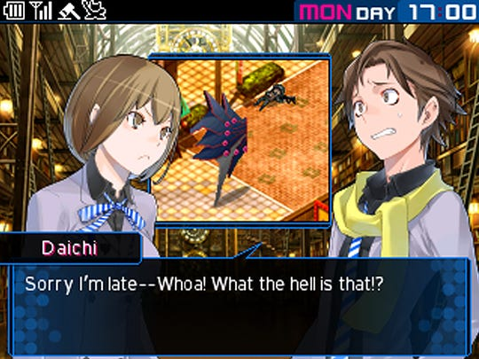 """Experience this devilish Japanese RPG once again as """"Shin Megami Tensei: Devil Survivor 2 Record Breaker"""" gets summoned anew on the 3DS with new features added to the game."""