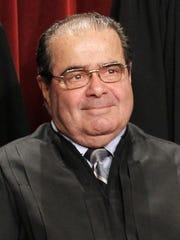 Quoting outspoken former Supreme Court Justice Antonin