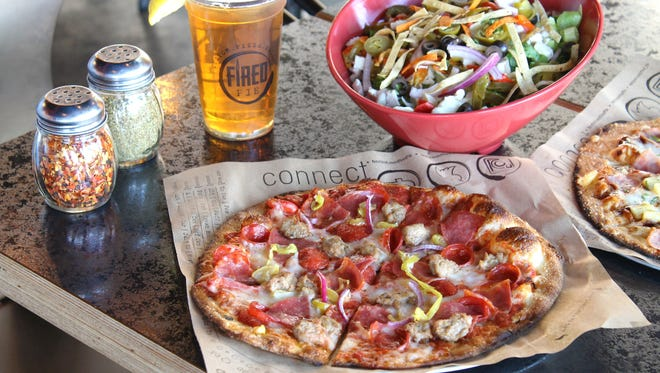 Fired Pie is giving away free pizza on July 26 at its newest locations in Chandler and Glendale.