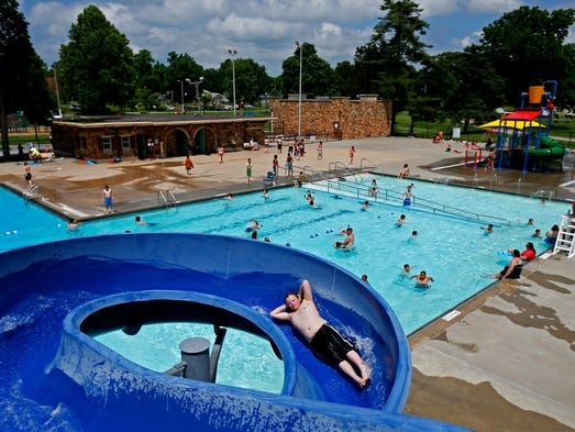 cool off this summer at springfield pools