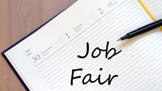 A career fair will be held 1 p.m. Friday at the Annunciation Center of St. Elizabeth College, located at 2 Convent Road in Morristown.