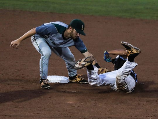 The Lincoln baseball team captured the 8A state title on Saturday night with a 5-1 win over Hagerty in Fort Myers. The Trojans captured their first state championship in program history.
