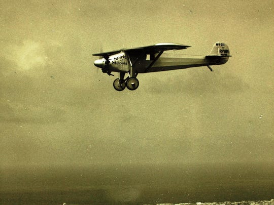 Charles Lindbergh's historic flight gained him the