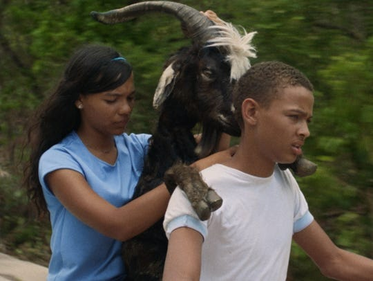 """Bad Lucky Goat,"" an import from Colombia, focuses on two teens who accidentally kill a goat. It screens as part of the Scottsdale International Film Festival."