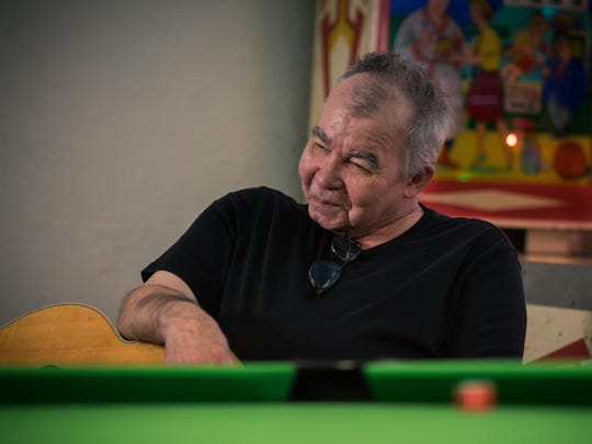 John Prine will release his first official songbook in April.