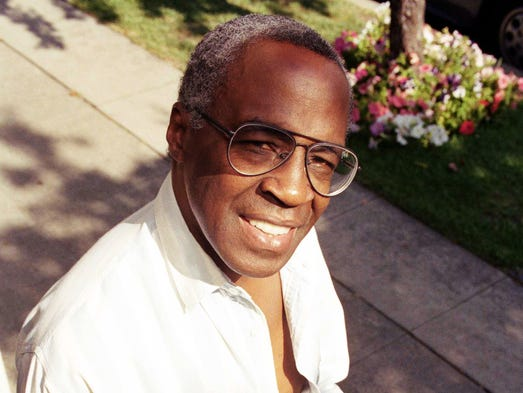 Actor Robert Guillaume poses for a portrait in Los