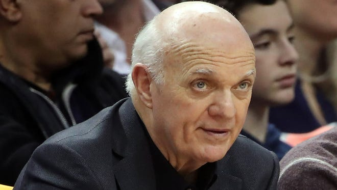 Toronto Maple Leafs general manager Lou Lamoriello said the GM meetings were eventful on Monday.
