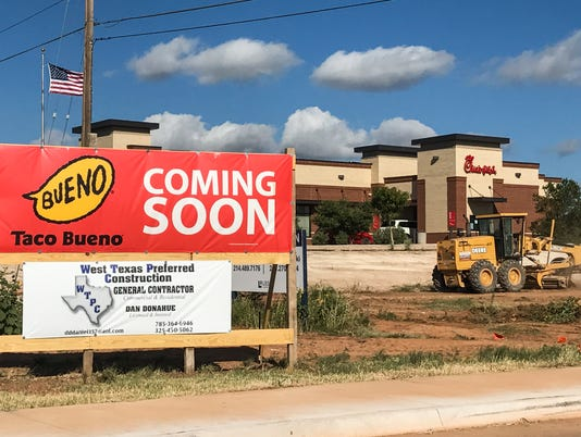 Second location for Taco Bueno