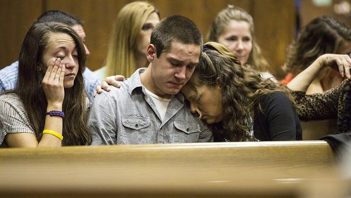 Brutal murders, uncertain justice shake quiet U.P. town