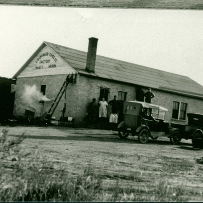 The Limburger Cheese Factory in Hasty opened in the early 20th century. It later became the Hasty Cheese Shop, which closed 40 years ago in 1975.