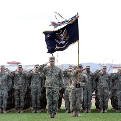 1st Brigade ready for mission in Afghanistan