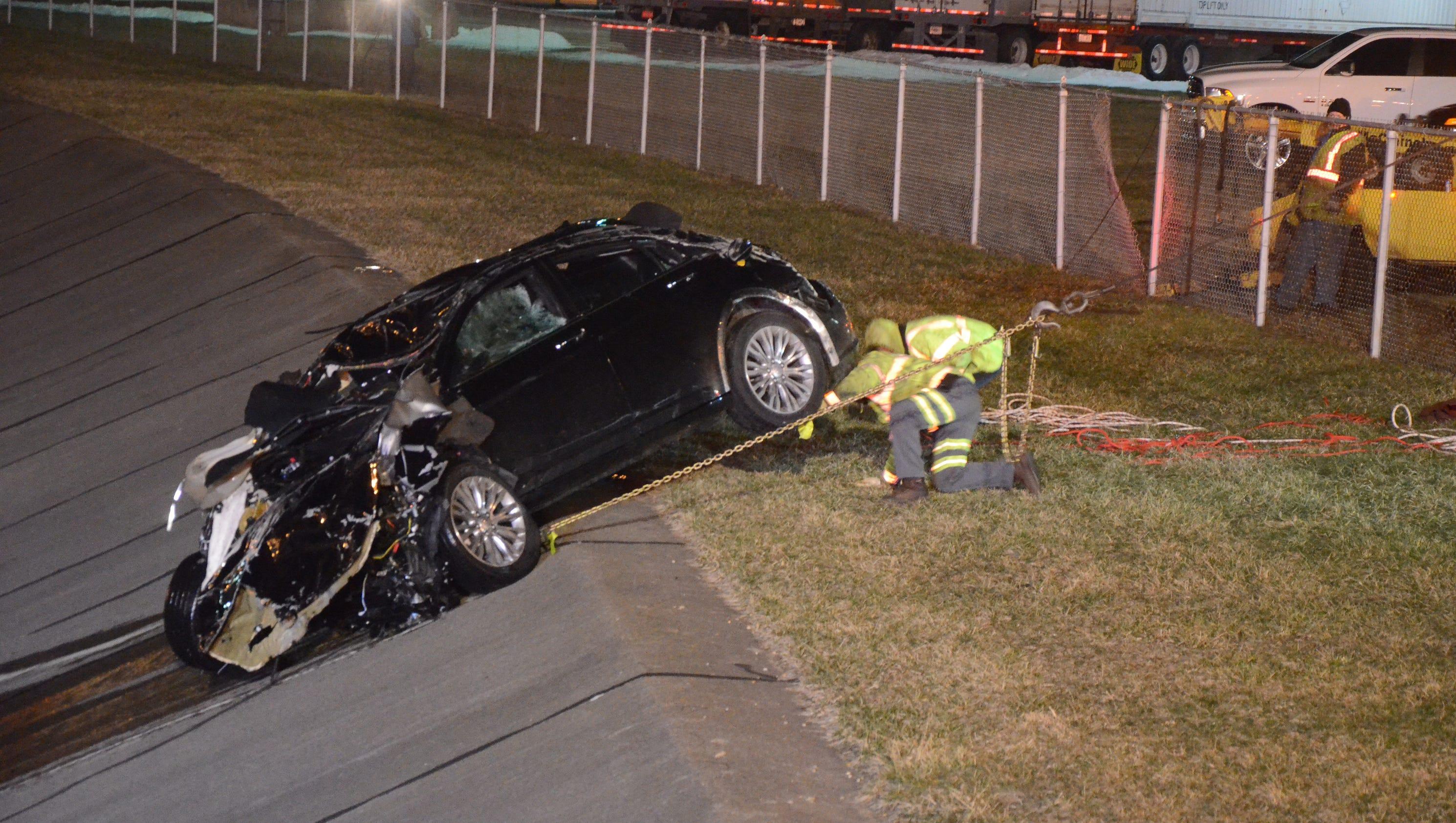 Car Crash Battle Creek Mi
