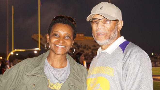 In fall 2016, Rose and Ronald Lee enjoyed homecoming activities with WHS Class of 1973 at their annual tailgating spot around the football field.
