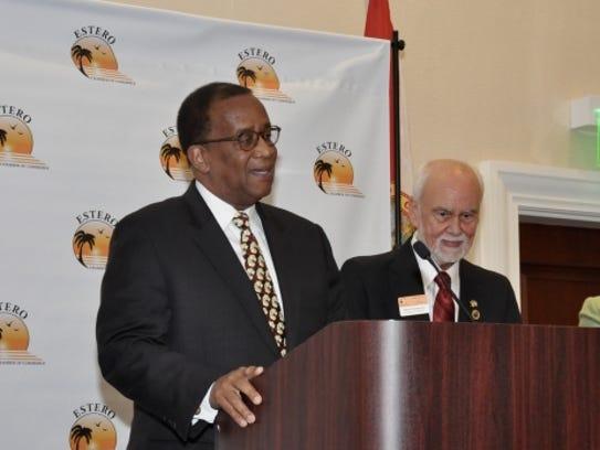 Outgoing Florida Gulf Coast University Wilson Bradshaw