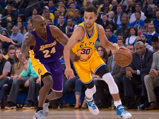 USP NBA: LOS ANGELES LAKERS AT GOLDEN STATE WARRIO S BKN USA CA