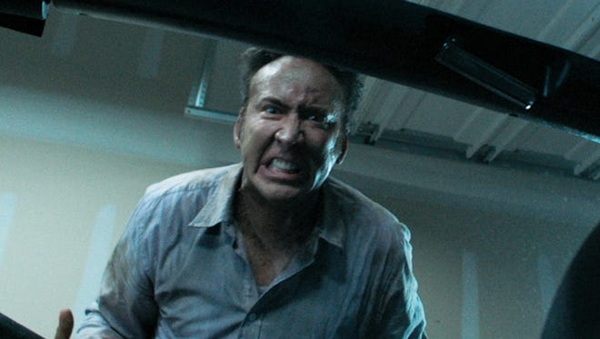"""Nicolas Cage plays a man who  wants to kill his children in """"Mom and Dad."""""""