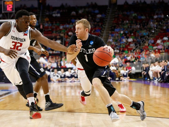 Butler guard Tyler Lewis is one of a few transfers the Bulldogs will count on in 2016-17.